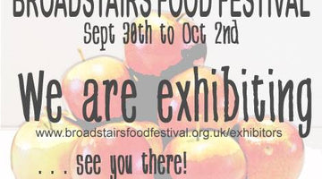 Broadstairs Food Festival: Friday 30th September - Sunday 2nd October 2016