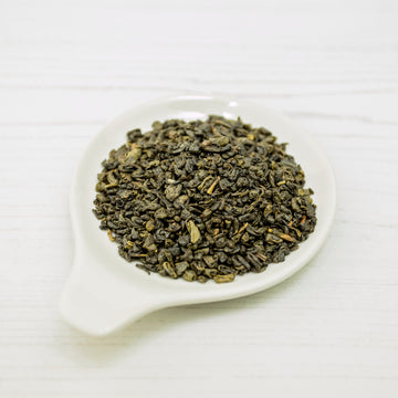 What is Gunpowder Tea?