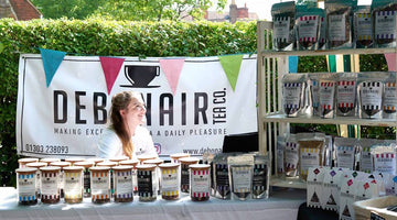 Catch Up with Debonair Tea Co at the Canterbury Food Festival 2017!