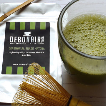 Just Landed - Ceremonial Grade Matcha!