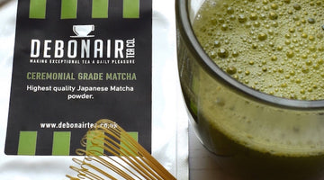 Ceremonial Grade Matcha Now Available
