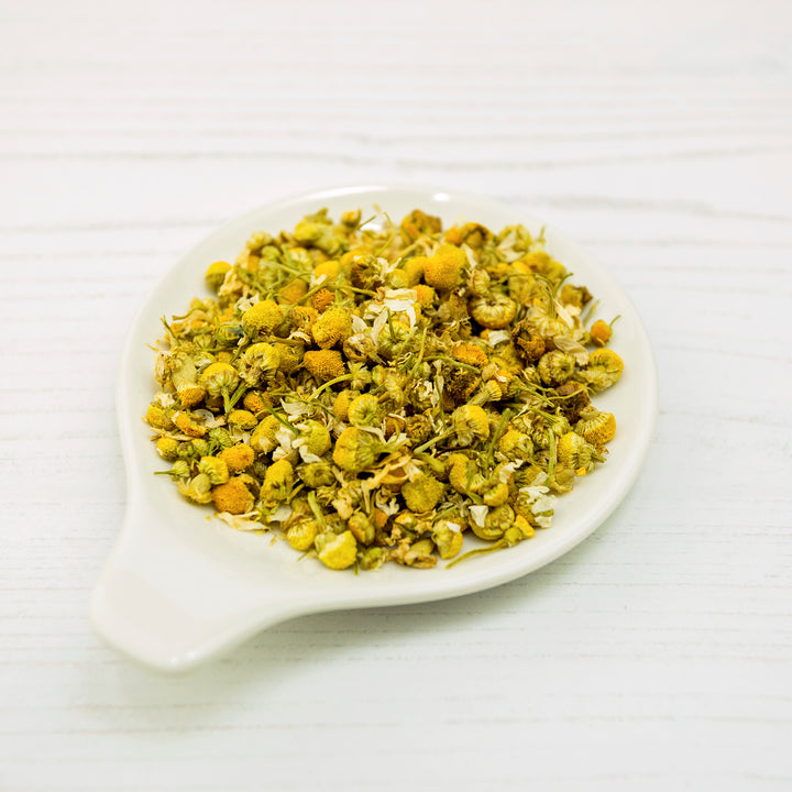 Chamomile Flowers Loose Leaf Herbal Tea