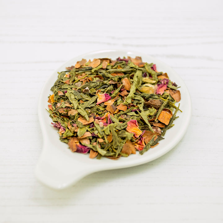 Black Forest Sencha Green Tea Loose Leaf