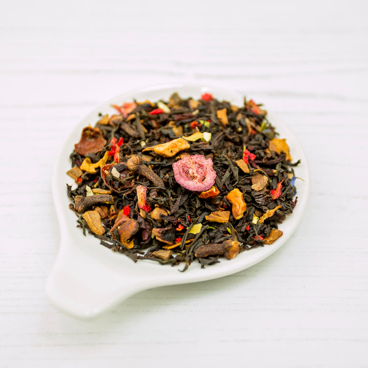 Christmas Tea Black Tea Blend Loose Leaf