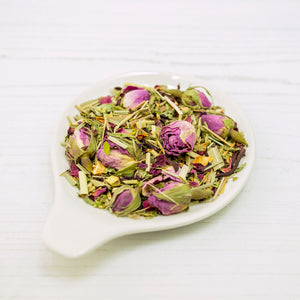 Rosebud Lemonade Loose Leaf Herbal Tea