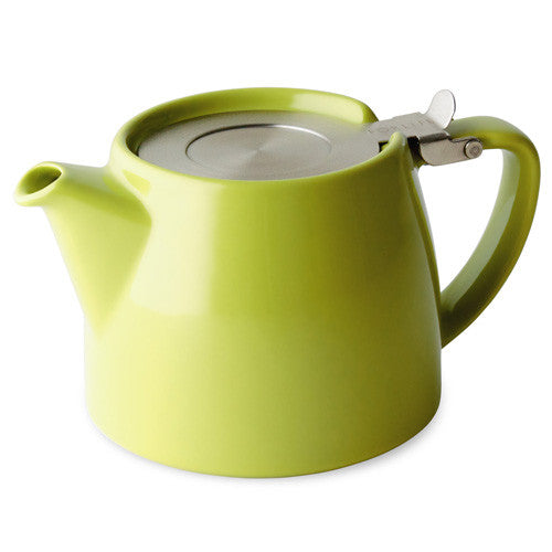Forlife Stump Teapot - Lime Green