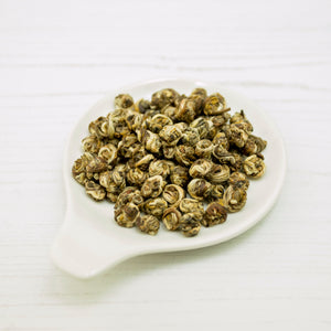Jasmine Dragon Pearls - Loose Leaf Tea