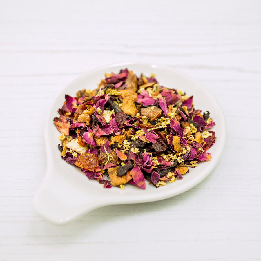 Elderflower Punch - Refreshing Loose Leaf Fruit Tea Blend