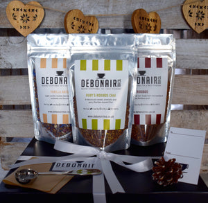 Loose Leaf Rooibos Tea Trio