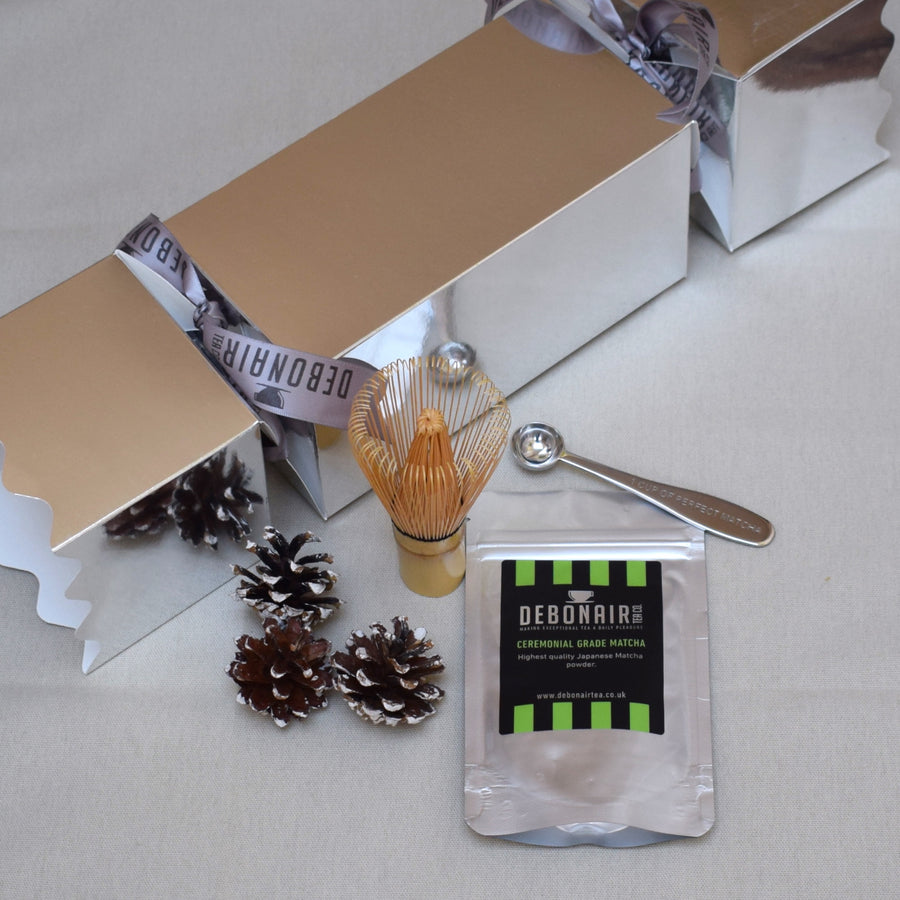 Matcha Christmas Cracker Gift Pack
