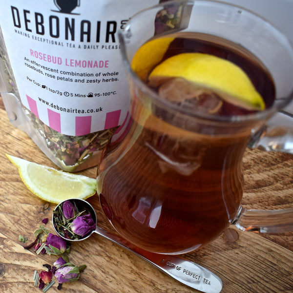 Rosebud Lemonade Iced Tea