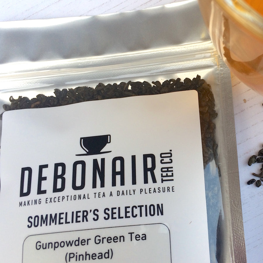 Sommelier's Selection Tea Packaging