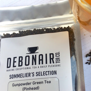 Sommelier's Selection Tea Packaging in Situ