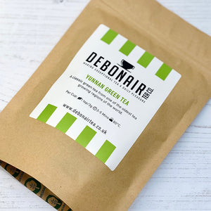 Yunnan Green Tea in Compostable Pouch