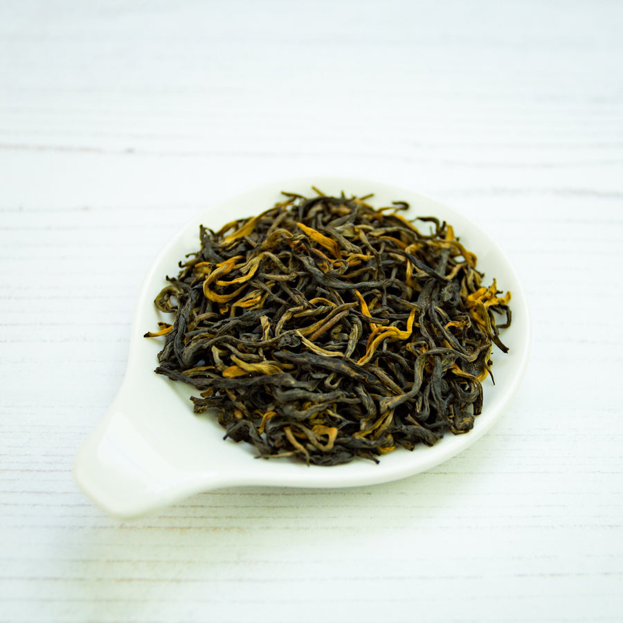 Yunnan Golden Tips Black Tea Loose Leaf
