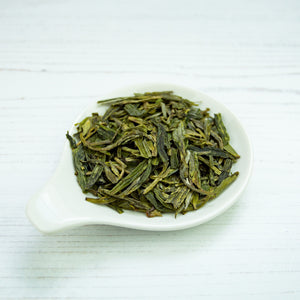 Dragonwell (Long Jing) Chinese Green Tea Loose Leaf