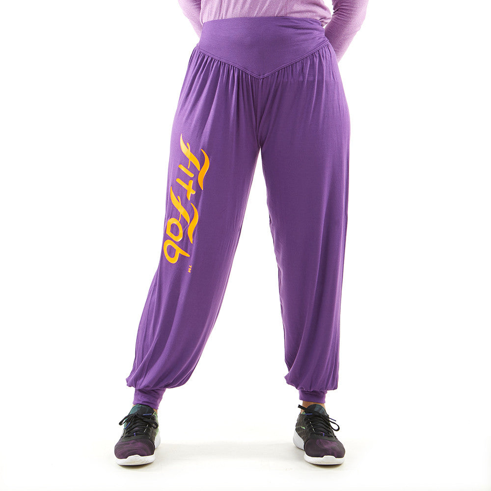 Fitfab Yoga - Orange Grape