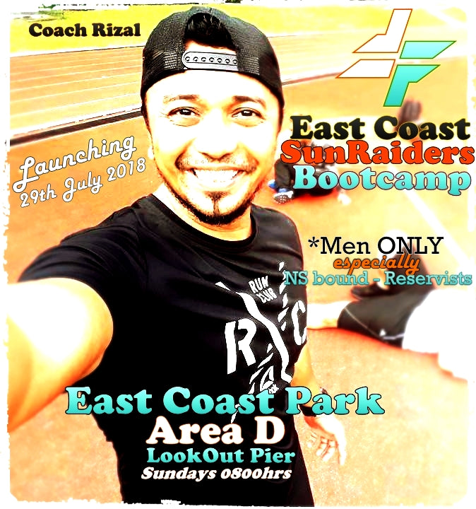 Men's Bootcamp By Coach Rizal Eunos
