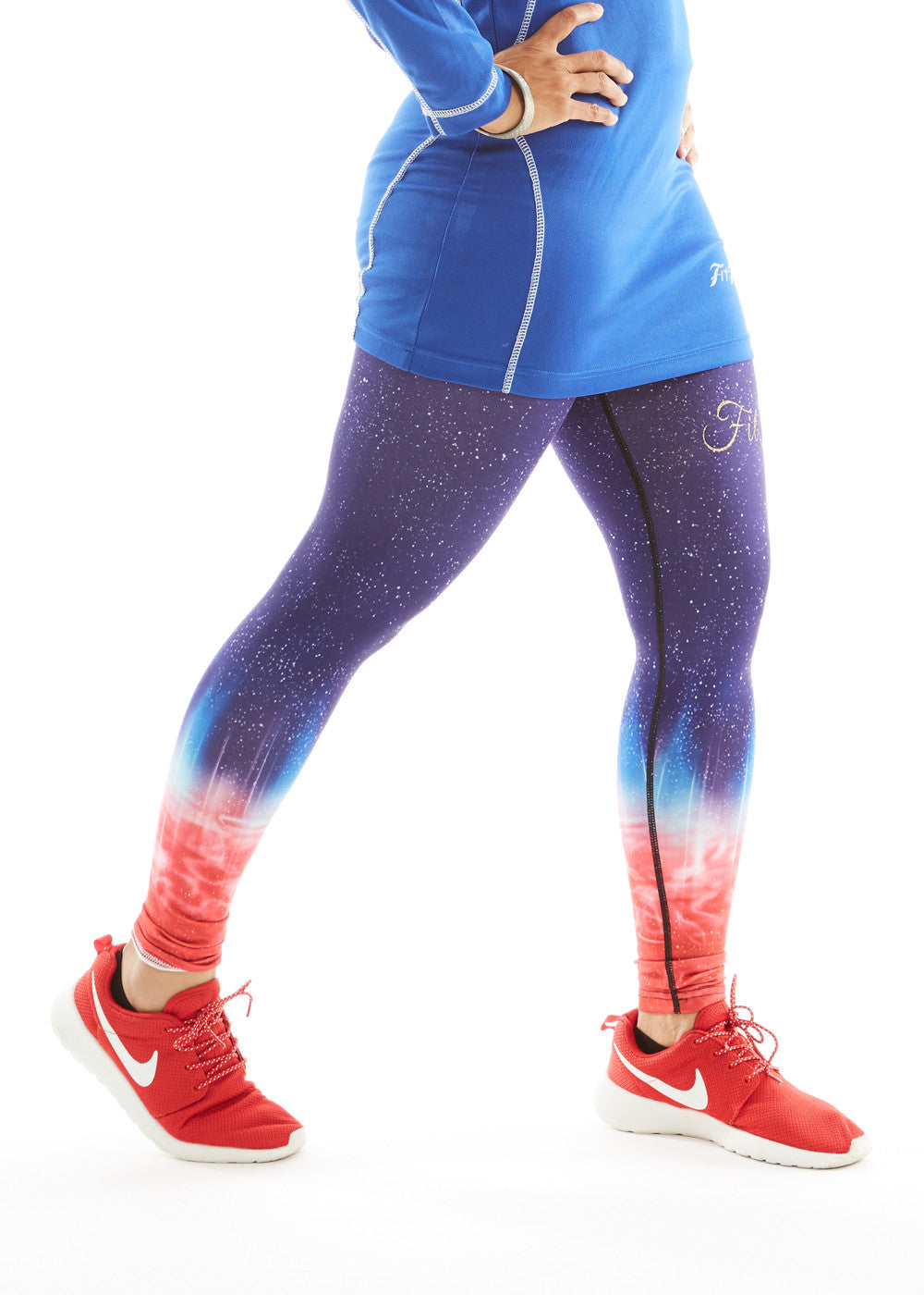 LIMITED EDITION - Mercury Burn Tights