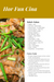 Recipe for Hor Fun Chinese Style