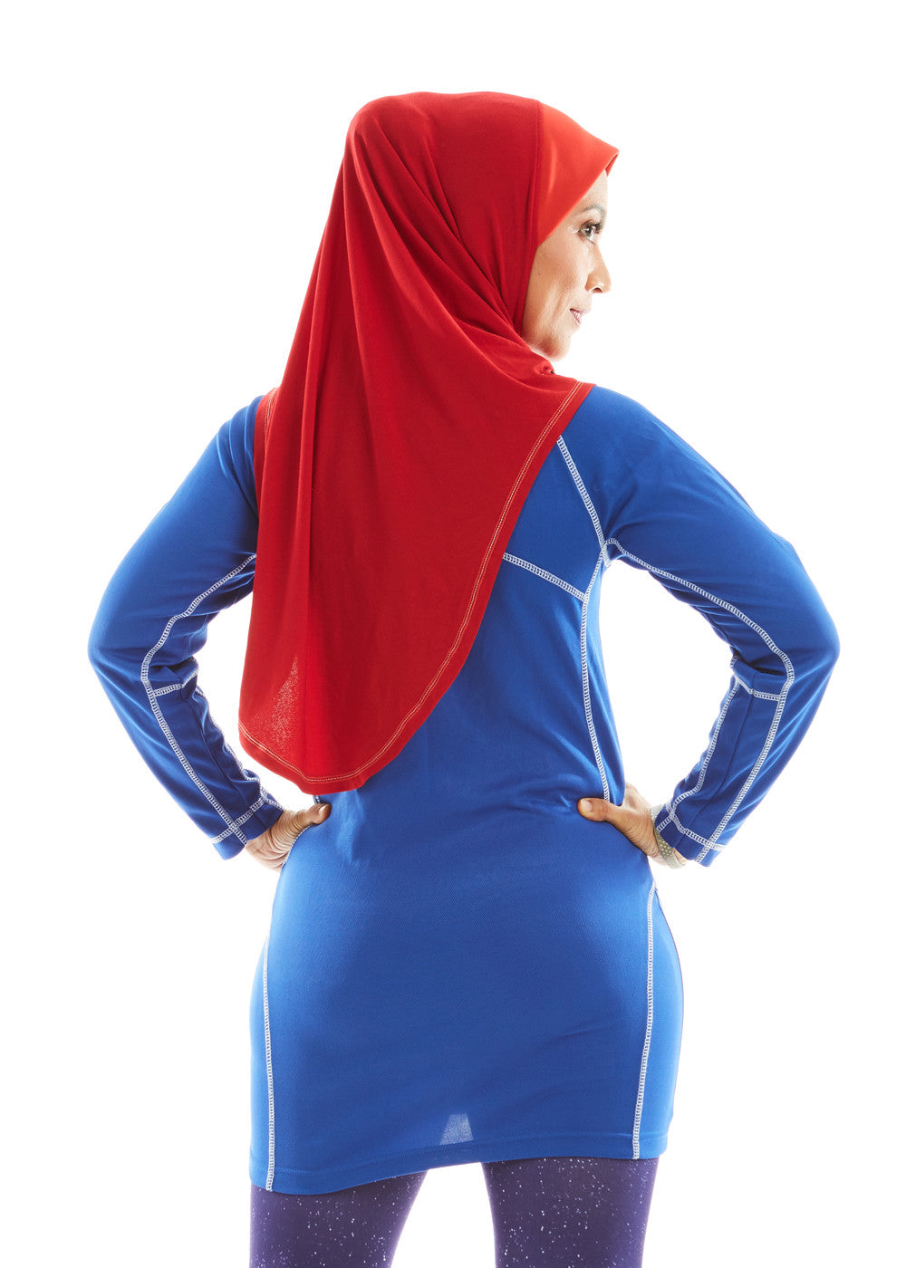 SLEEK Fit Ultramarine Top