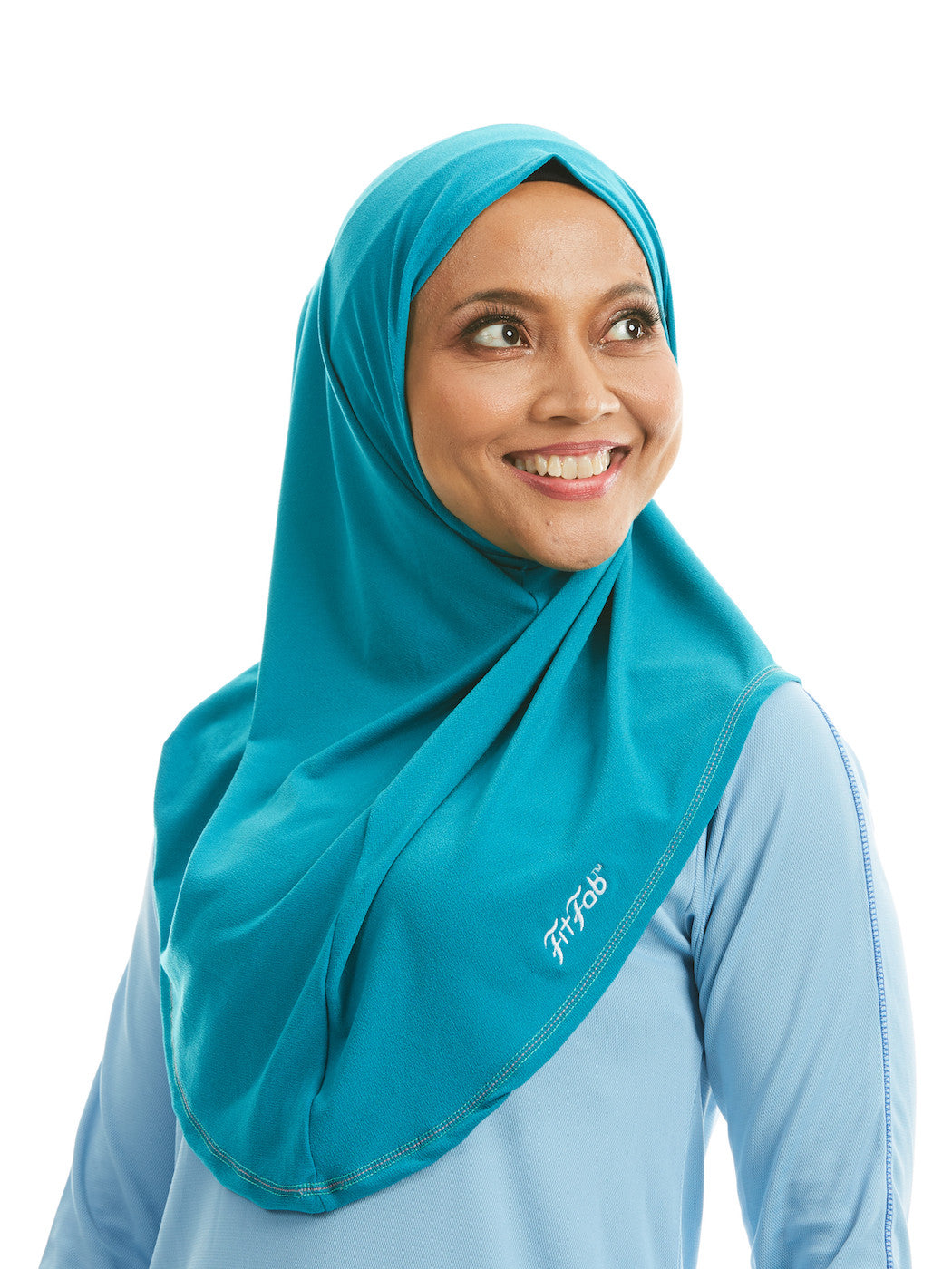 Sporty Hijab Ocean Breeze no Awning