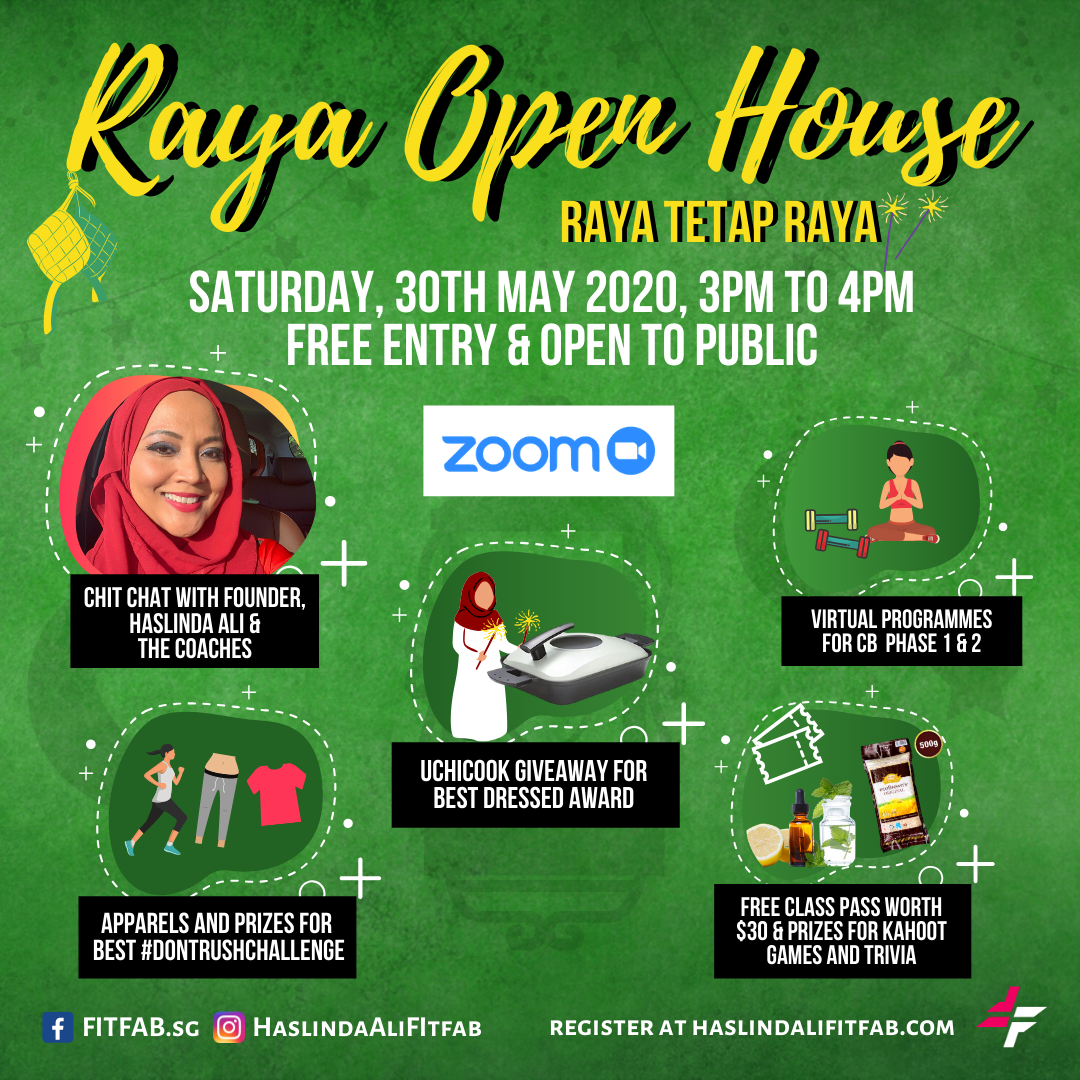Raya Open House - Virtual Session