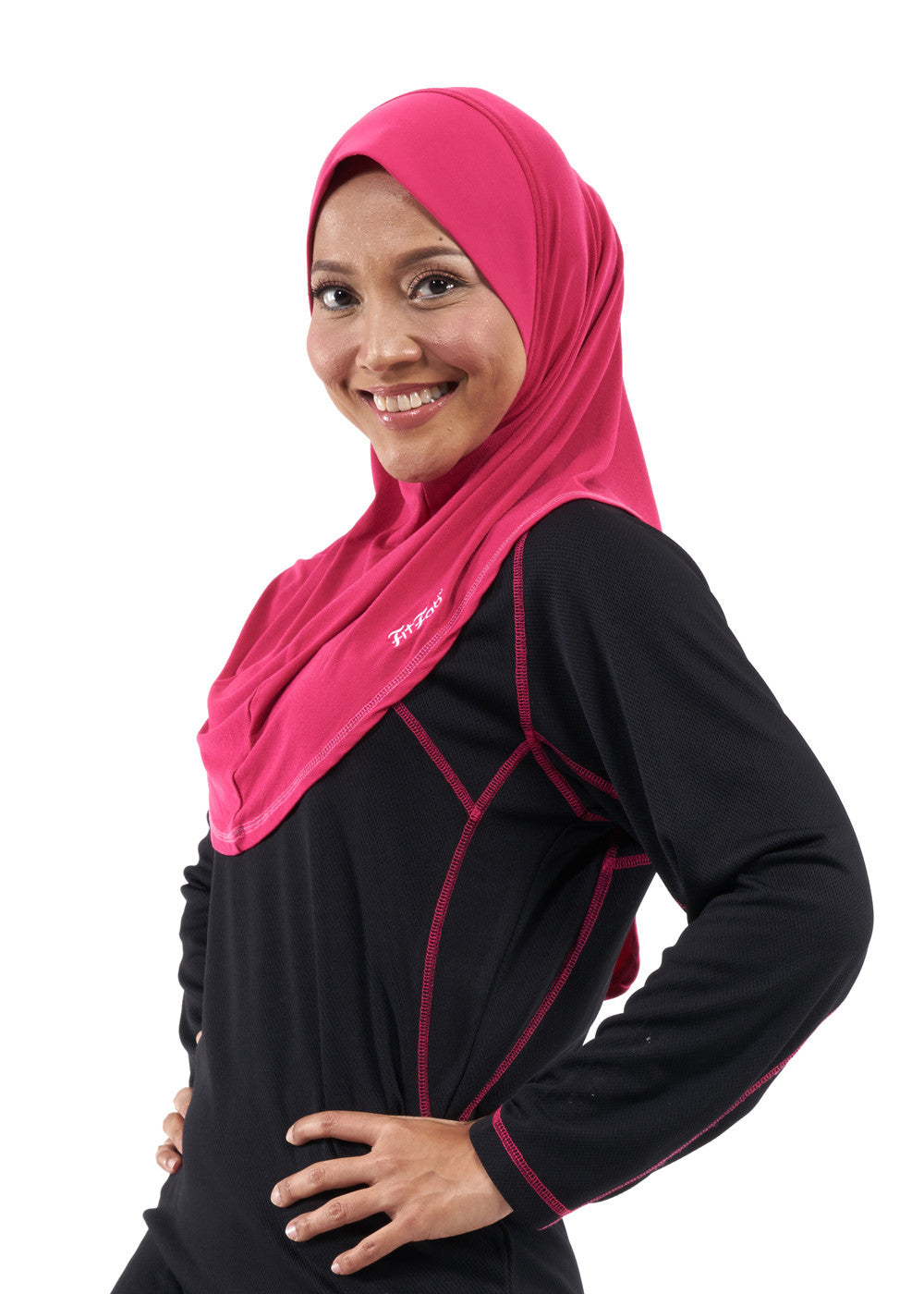 Sporty Hijab Watermelon with Awning