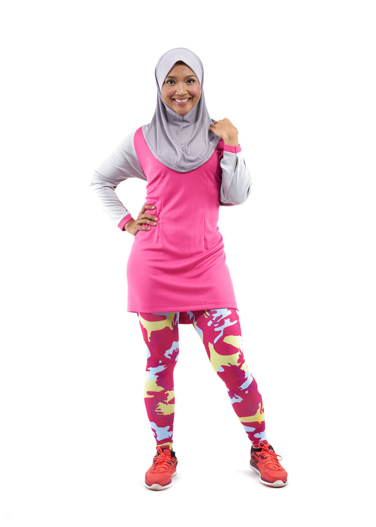 ACTIVEwear Ladies Bubblegum