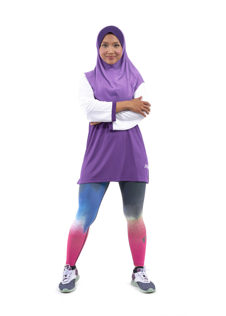 ACTIVEwear Ladies Lilac Lavender