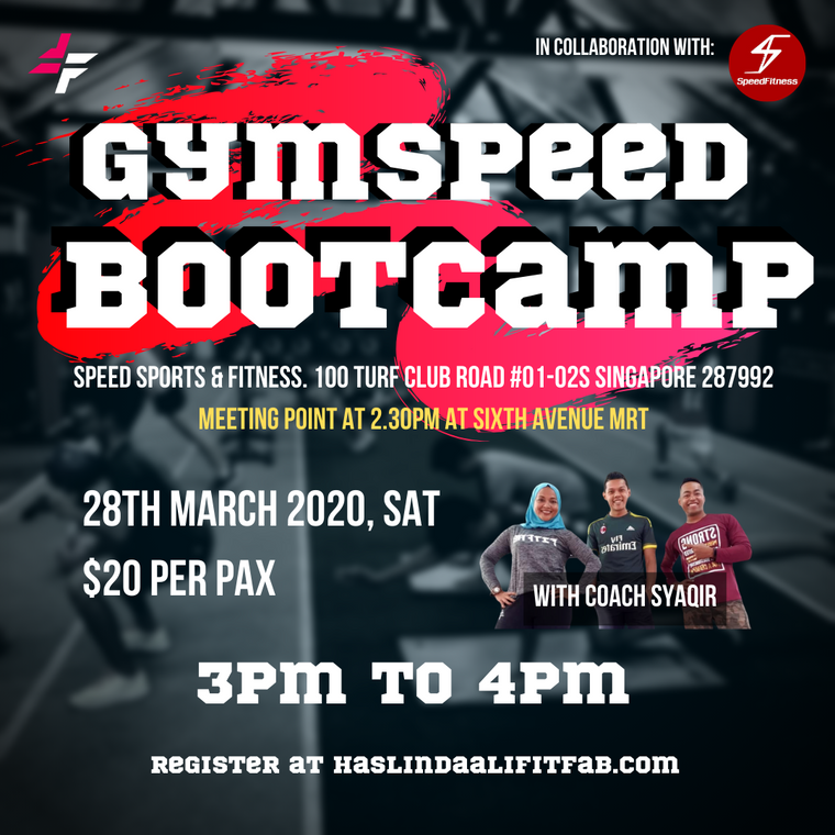 GymSpeed Bootcamp