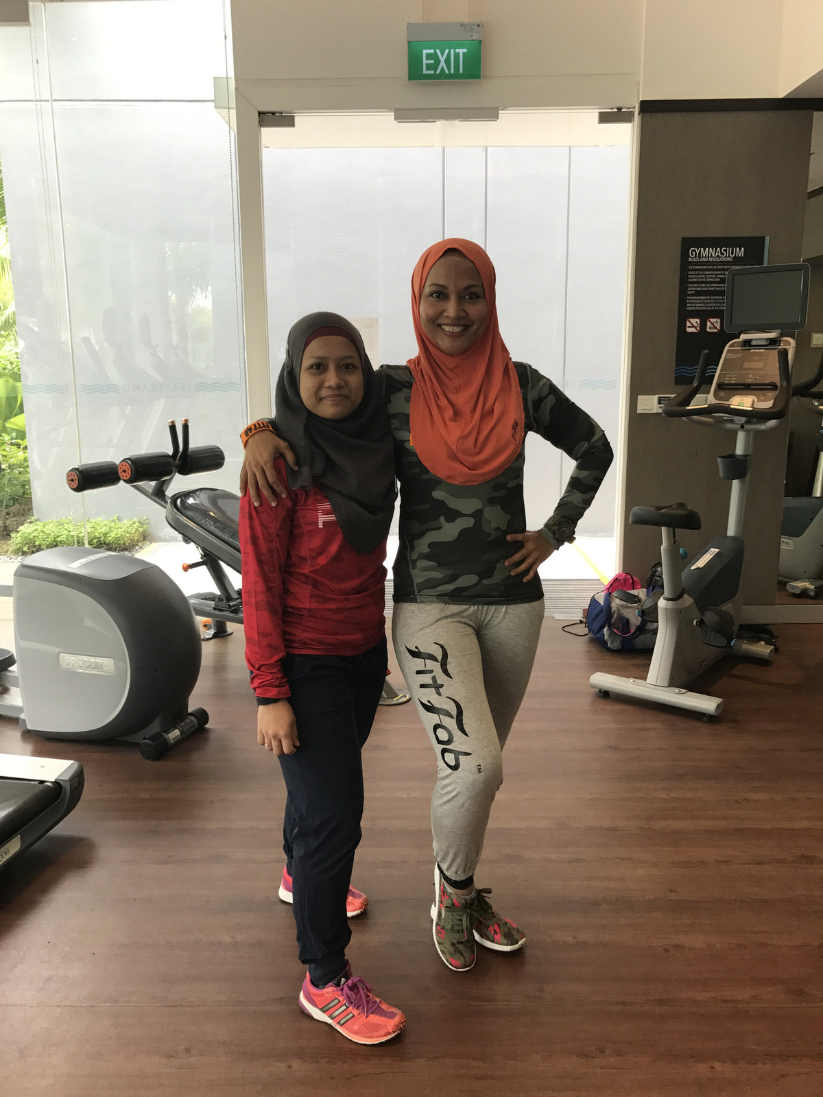 Personal Training with PT Maryam