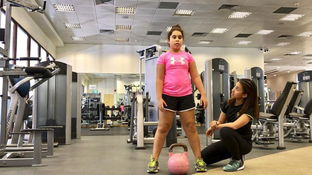 Online Personal Training & SGT with Coach Nadia