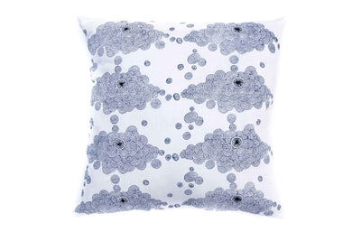 Cloud Indigo Pillow