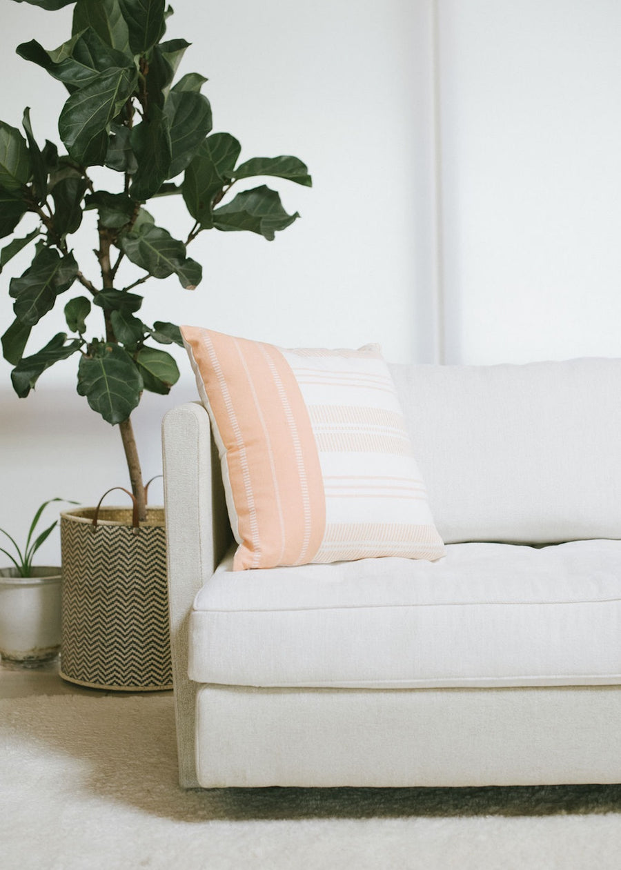 Neela Pillow - Peach