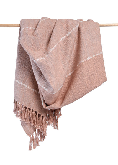 Duka Throw/Blanket - Brush