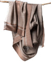 Tribute Woolen Scarf - Brown