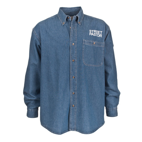 Denim Shirt - Grade 2