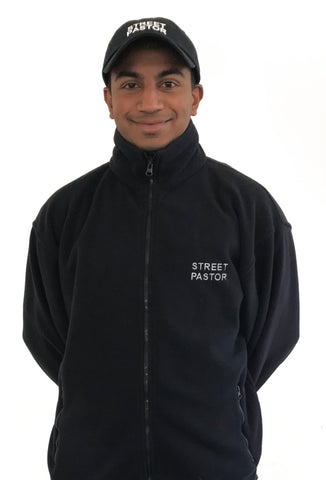 Street Pastor Fleece Jacket