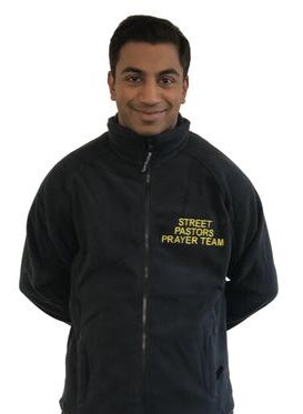 Prayer Team Fleece