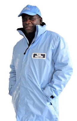 Rail Pastor Winter Jacket