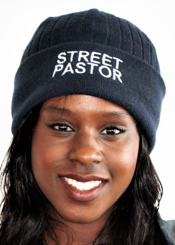 Street Pastor Thinsulate Beanie Hat - Excl VAT