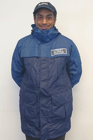 STREET PASTOR (NEW) WINTER COAT WATERPROOF