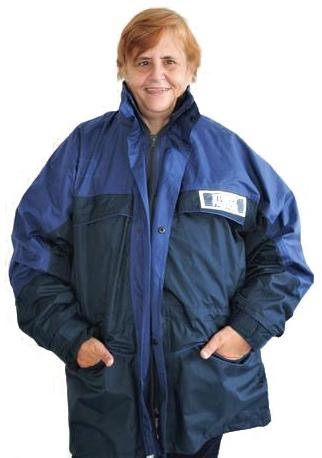 Street Pastor Winter Coat Standard Shower Proof Only - Discontinued Limited Sizes Available