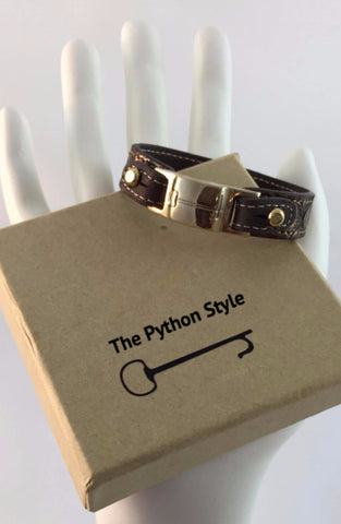 The Python Bronze - Cockring