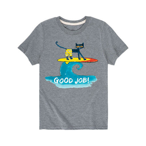 Pete The Cat© Pete Surfing Wave Toddler Tee