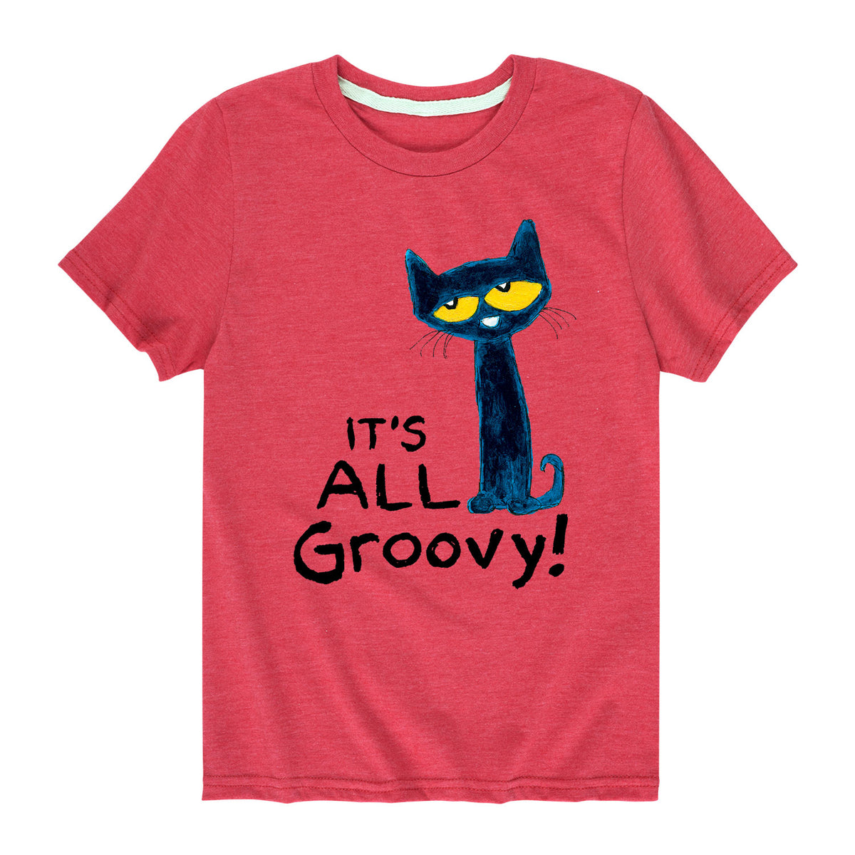 It's All Groovy - Youth & Toddler Short Sleeve T-Shirt
