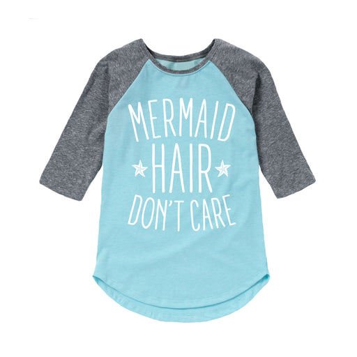 Youth Girl Raglan