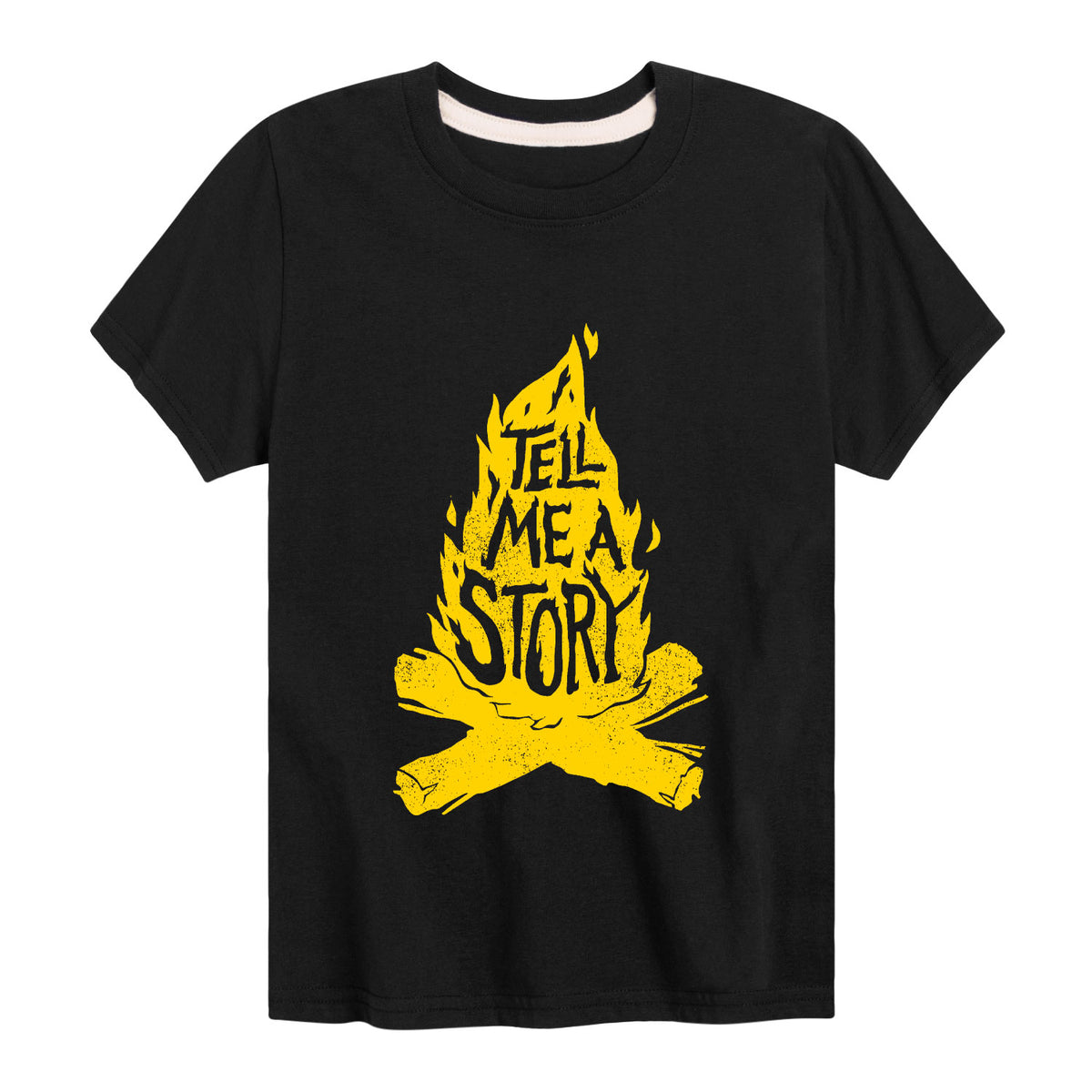 Tell Me A Story - Youth & Toddler Short Sleeve T-Shirt