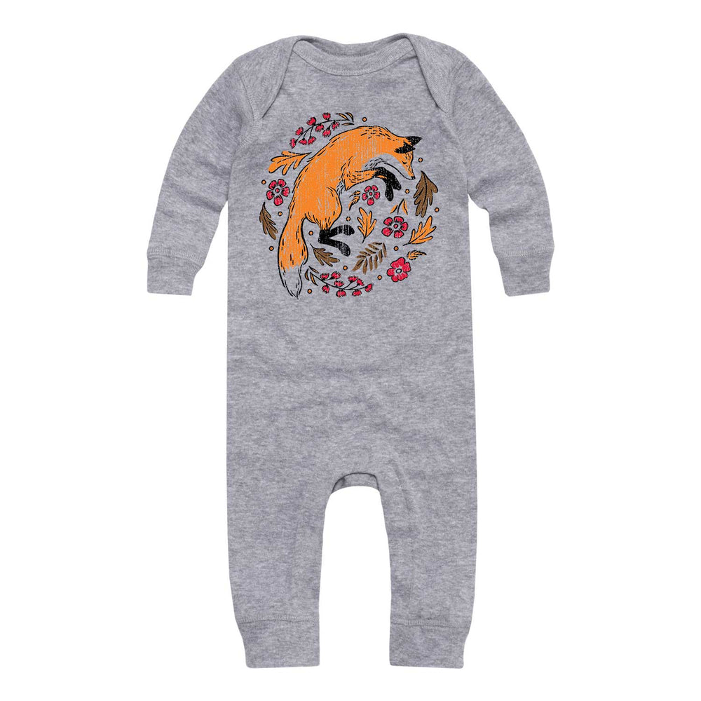 Infant Long Sleeve One Piece